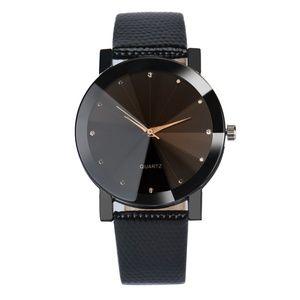 ❤️NEW❤️ Unisex Wristwatch Quartz Leather Watch